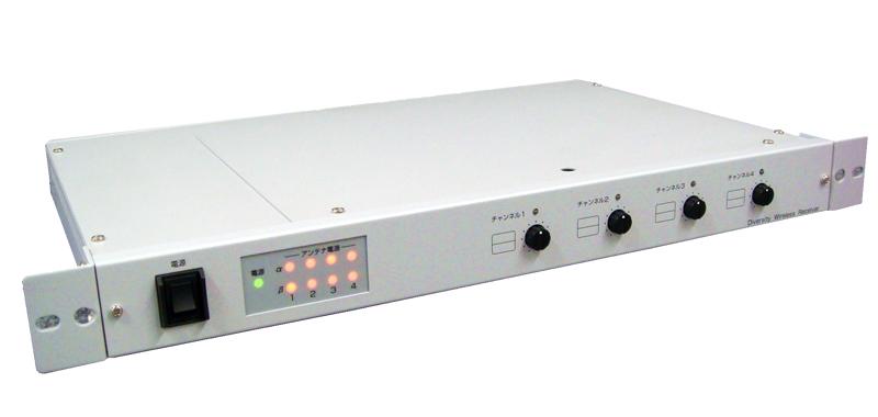 300MHz帯ワイヤレスマイクシステム