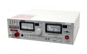 絶縁耐圧試験器