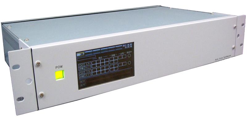 自動放送音源装置(音声合成方式)