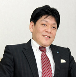 代表取締役 渡邊将文