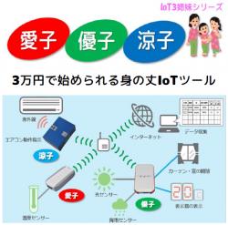 IoT3姉妹シリーズ